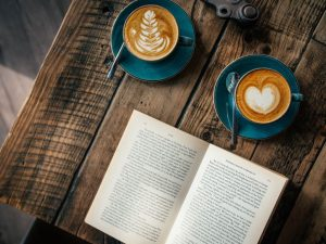 Coffee & Book | New Connections Counseling Center