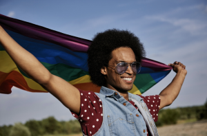 Man & Pride | New Connections Counseling Center