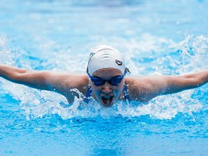 Swimmer athlete overcome Sports Performance Anxiety   New Connections Counseling Center, Baltimore MD